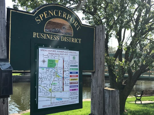 Business directory for the Village of Spencerport.