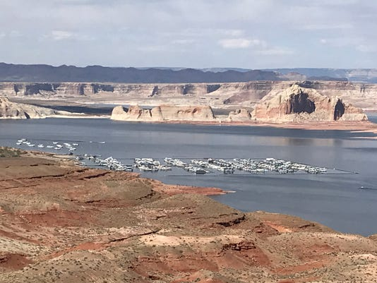 page lake powell
