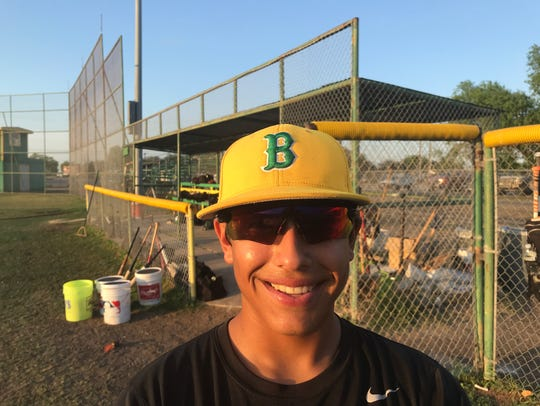 Bishop pitcher Nic Hernandez