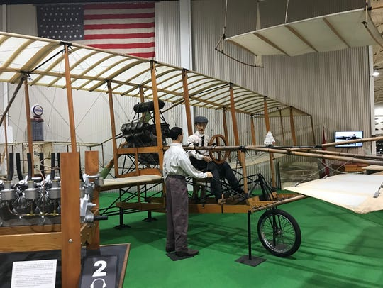 Curtiss Museum in Hammondsport