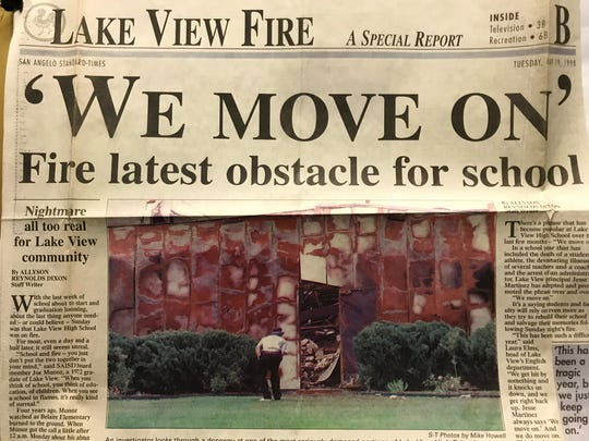 The Standard-Times published a special report on the 1998 Lake View High School fire.