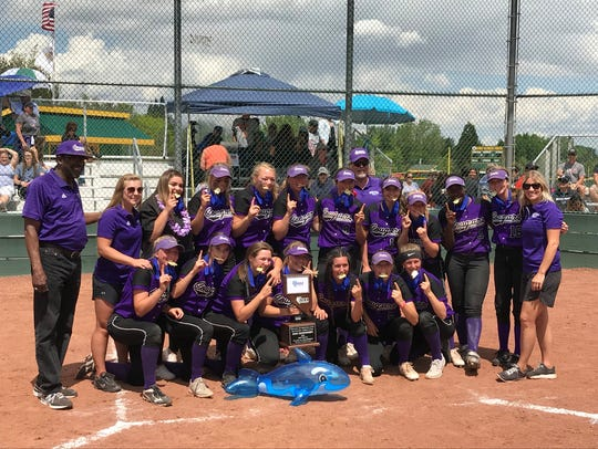 Spanish Springs won the Class 4A state softball championship