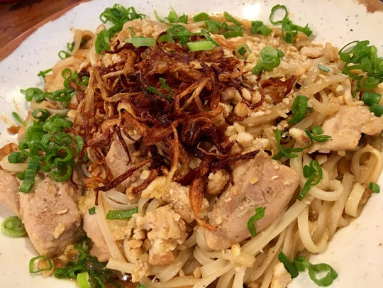 Pad see ew at Third Culture Kitchen in Titusville came