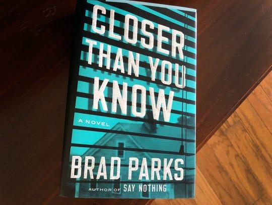 Spots around Staunton infuse this local novelist's