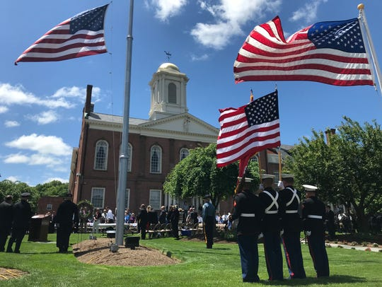 The annual Morris County Memorial Day Commemoration