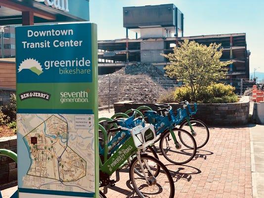 CityPlace Burlington - Bike Friendly City