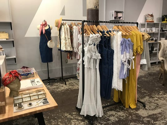 A look inside 1441 Woodward Collective, a retail atmosphere