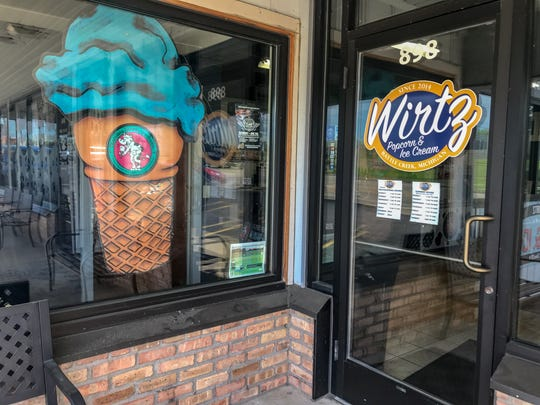 Wirtz Family Popcorn & Ice Cream featured some very photogenic and visually fun menu items, such as the Unicorn Milk Shake and Ice Cream Nachos, but it closed in 2018.