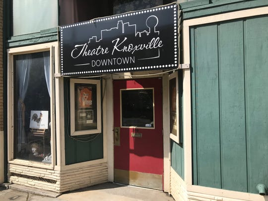 This building on North Gay Street has been the home of Theatre Knoxville Downtown for the past 13 years. The theater will move to a new home on Central Street next year.