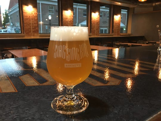 Sing Sing Kill Brewery opens in Ossining.