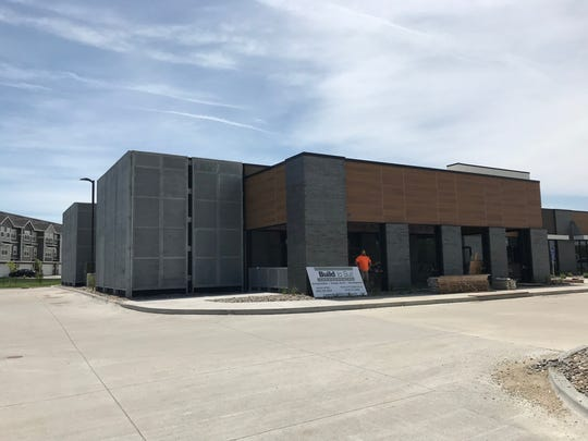 The new space for Central Standard Burgers, Beer & Stuff at 1222 S.E. University Avenue in Waukee, slated to open in mid-July.