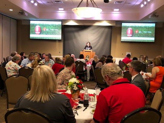 Regional Director Christy Futrell shares American Heart