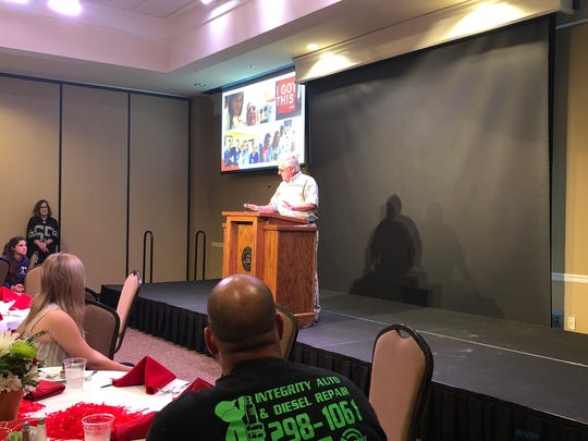 Heart attack survivor Bill Forsythe shares his at the