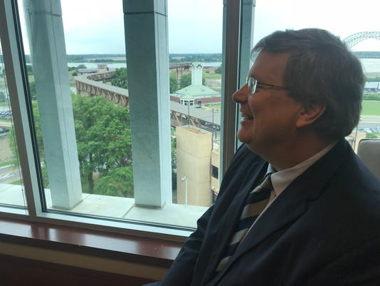 Memphis Mayor Jim Strickland shares Downtown vision