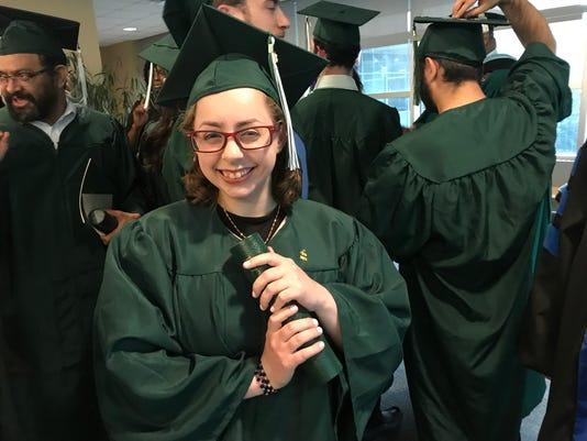 RCC alternative Jewish graduation