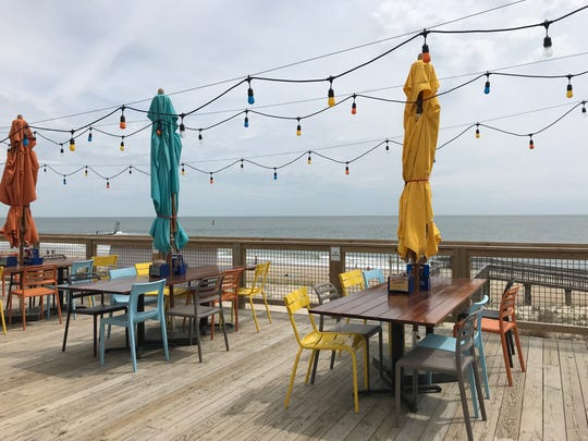 The Big Chill Beach Club in North Bethany Beach can