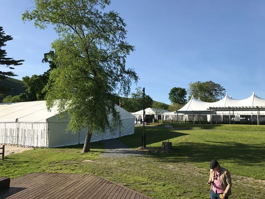 The 2017 Hoboken International Film Festival was the first at its new venue, Thomas P. Morahan Waterfront Park in Greenwood Lake, N.Y.