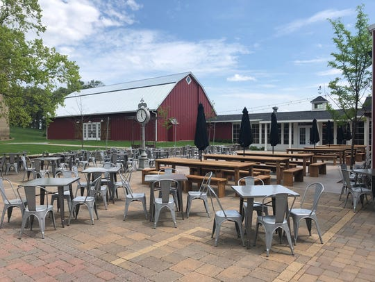 Rolling Ridge Events Center has increased seating capacity