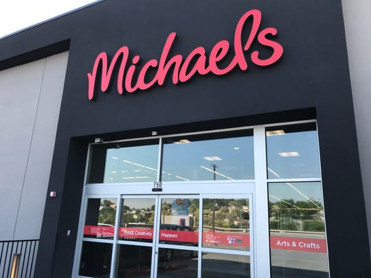 The new Michaels store in Yonkers on May 25, 2018.