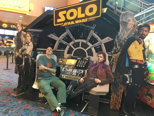 'Solo: A Star Wars Story' in 4DX
