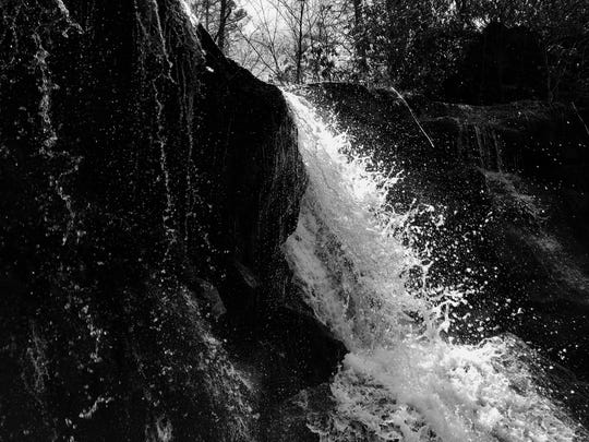 Beginning of the Flood (Pisgah National Forest)