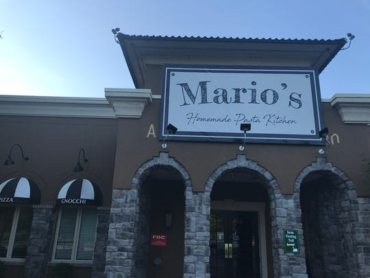 The Daniele family is proposing putting up an apartment building where Mario's restaurant now stands on Empire Boulevard in Penfield.