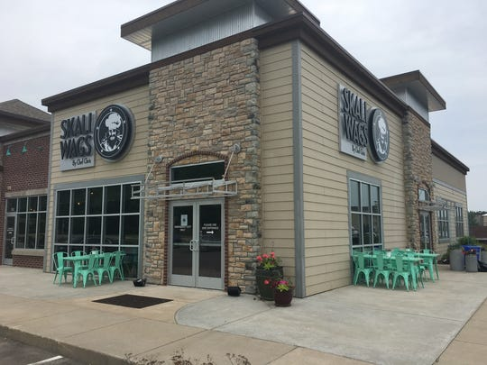 Skaliwags by Chef Chris will expand the new Lineville