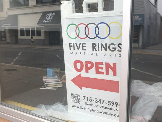 Five Rings Martial Arts, 927 Main St. in Stevens Point