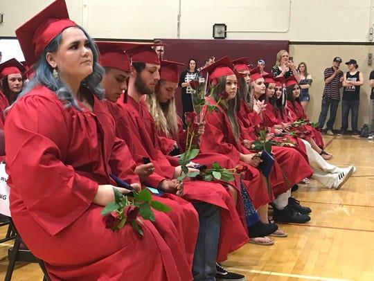 Paris Gibson Education Center 2018 graduation