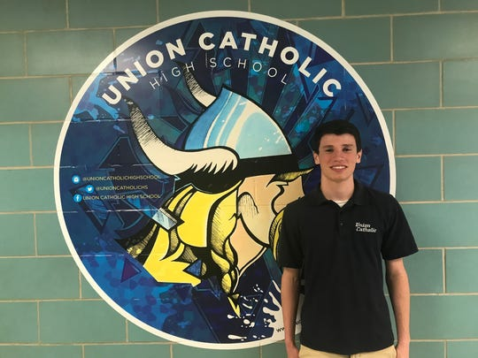 Lucas Cloppse class of 18 of Clark accepted into esteemed program at Seton Hall University.