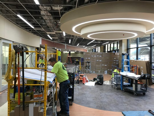 ProMedica Memorial Hospital's $11.5 million renovation project, which includes a new patient-centered unit to provide care to pediatric, adult and senior patients, will be unveiled in an open house Jan. 25.