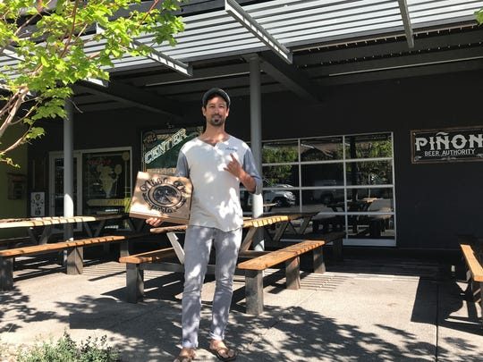 """Ryan Goldhammer, co-owner of Noble Pie Parlor pizzerias, posted to Reno Foodies that his restaurant """"never agreed to be part of"""" the Door Dash online restaurant delivery service. As of the evening of Aug. 5, 2018, Noble Pie is offered as an ordering option on the platform."""