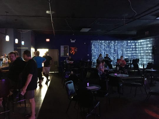 Guests enjoyed the soft opening for Fuzion, Springfield's