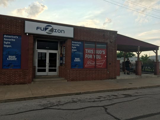 Fuzion, a Springfield gay bar operated by many of the