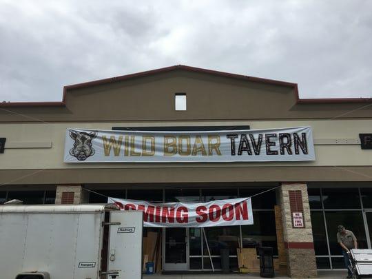 Wild Boar Tavern, 950 E. Emory Road