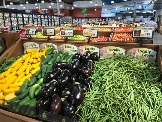 """""""ShopRite has been partnering with local farmers since our inception almost 70 years ago,"""" said Derrick Jenkins, vice president of the Produce and Floral Division at ShopRite."""