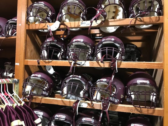 The Sparks High football program received a huge outpouring