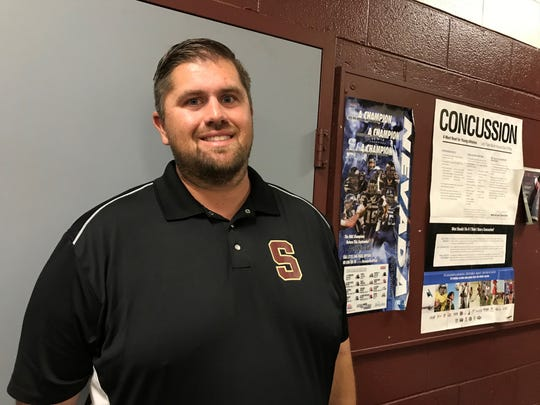 Sparks football coach Brad Rose has been amazed by