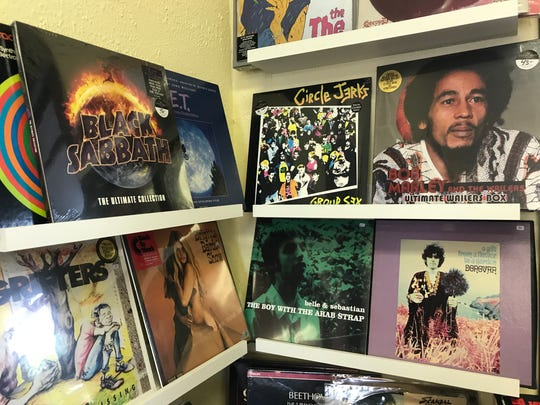 Station 1 Books Vinyl & Vintage Shop is a new business
