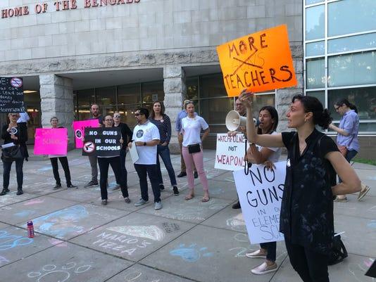 ProtestersBloomfieldBOE-060518.jpg