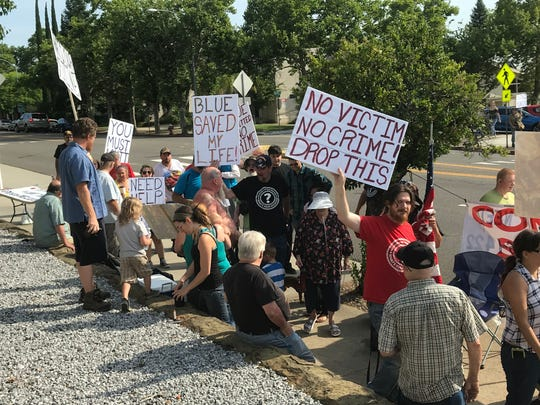 Donald Mobley's supporters have long said the criminal case against him should be dropped.