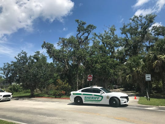 Indian River County deputies investigate a shooting