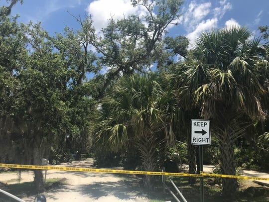 A shooting Thursday morning led crime scene investigators