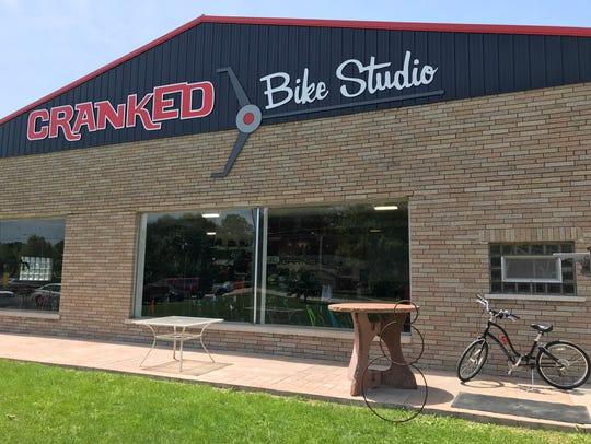 Cranked Bike Studio has moved to its new location at