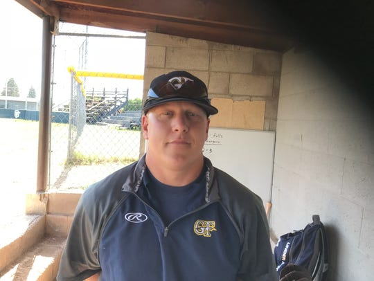 Tony Forster is back for his second season as field manager of the Great Falls Chargers American Legion Baseball team.