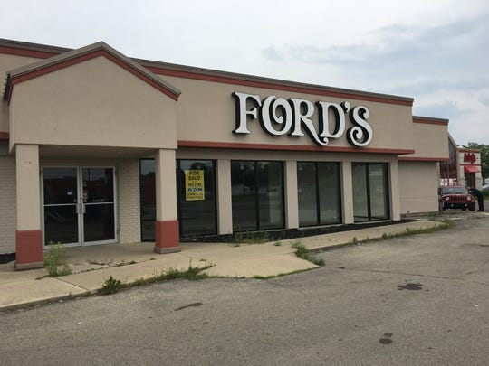 Former Ford's building at 3000 N. Wheeling Ave.