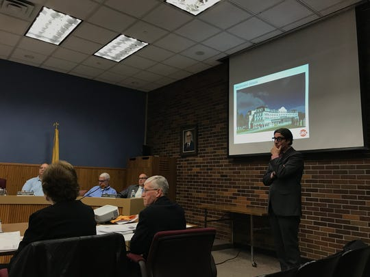 The East Brunswick Planning Board recently approved plans for Park Chateau Estate & Gardens. to build a 108-room hotel with a lounge bar, restaurant, gym, swimming pool and breakfast buffet.