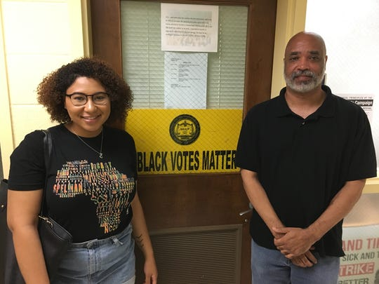 "Delaney Vandergrift, student body president at North Carolina A&T State University, and Derick Smith, professor of political science, say the historically black college was ""cracked"" between two congressional districts to dilute its clout."
