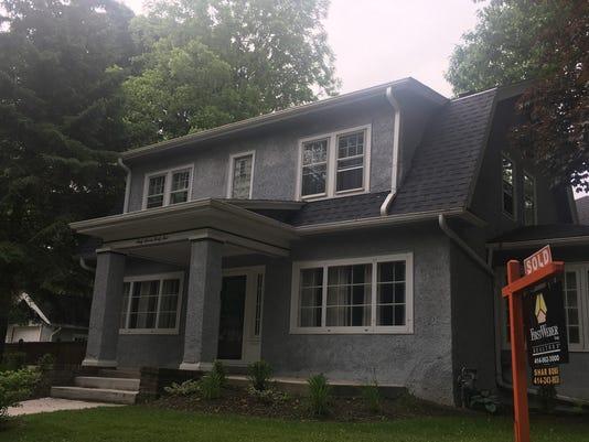 Metro Milwaukee home sales