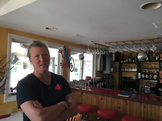 Robin Rankin, chef at Patsy's Restaurant (and Patsy's